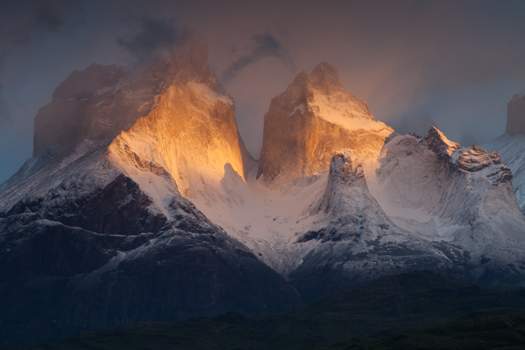 Alejandro Blanco     Torres del Paine