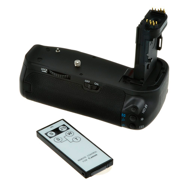 Battery Grip Jupio para Canon 6D