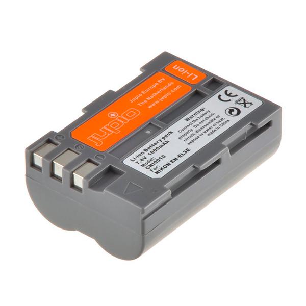 Batería Reemplazo Jupio para Nikon EN-EL3E