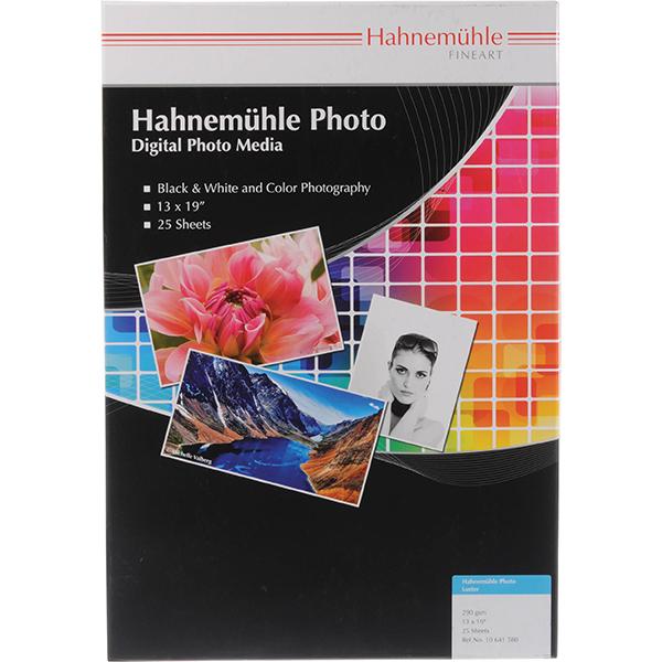 Papel Fotográfico Hahnemuhle Luster 260 grs. 25 Hojas Tamaños