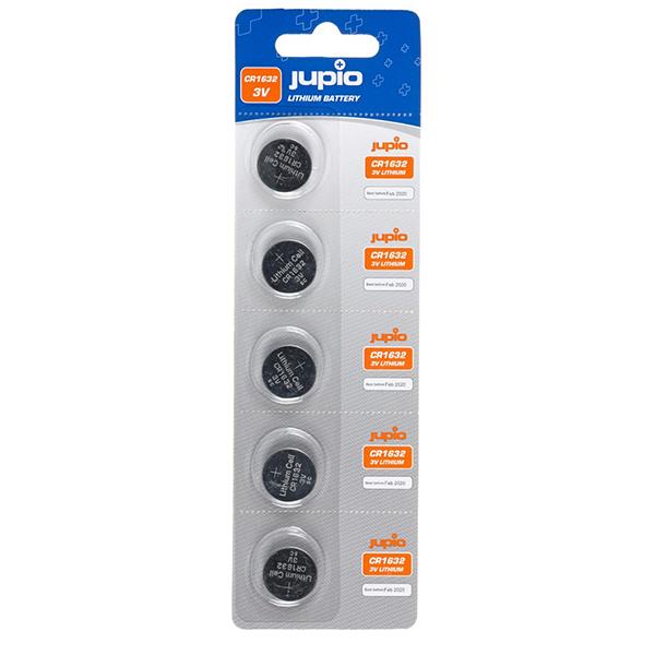 Batería Litio Plana Jupio CR1632 3V 1 unidad