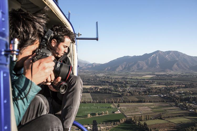 Vuelo Helicoptero | Diego Olea