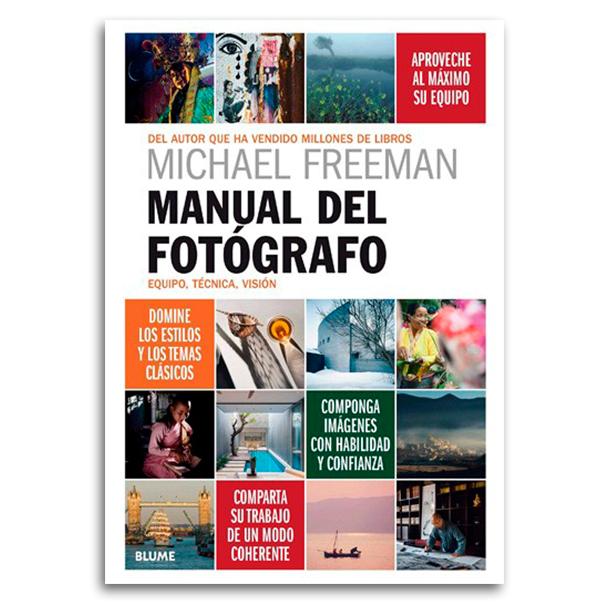 Libro Manual del Fotógrafo
