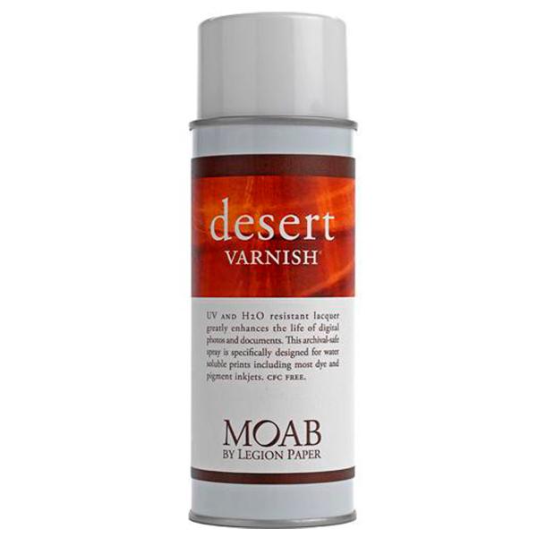 Barniz Protector Moab Desert Varnish Spray