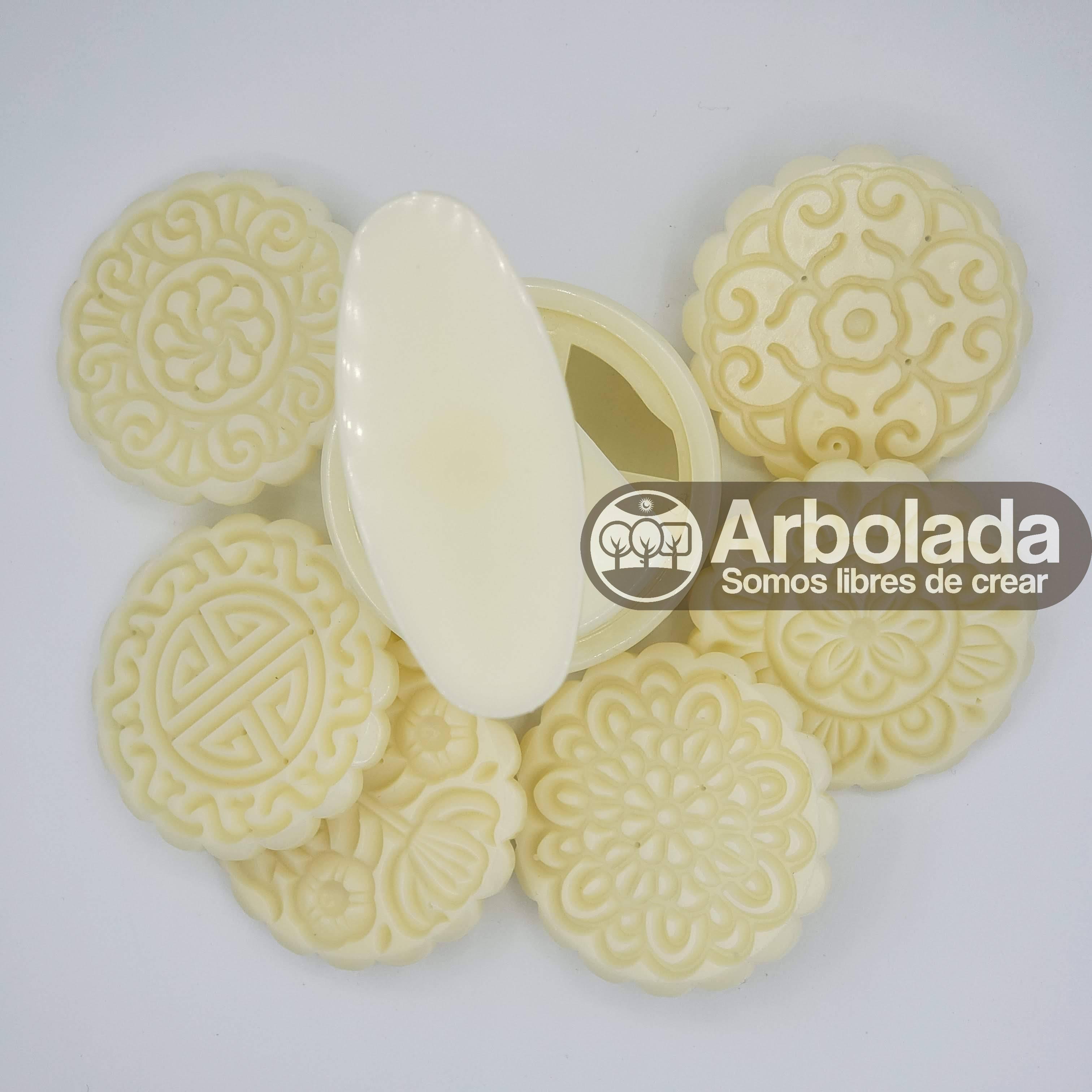 Prensa Shampoo Sólido 50g