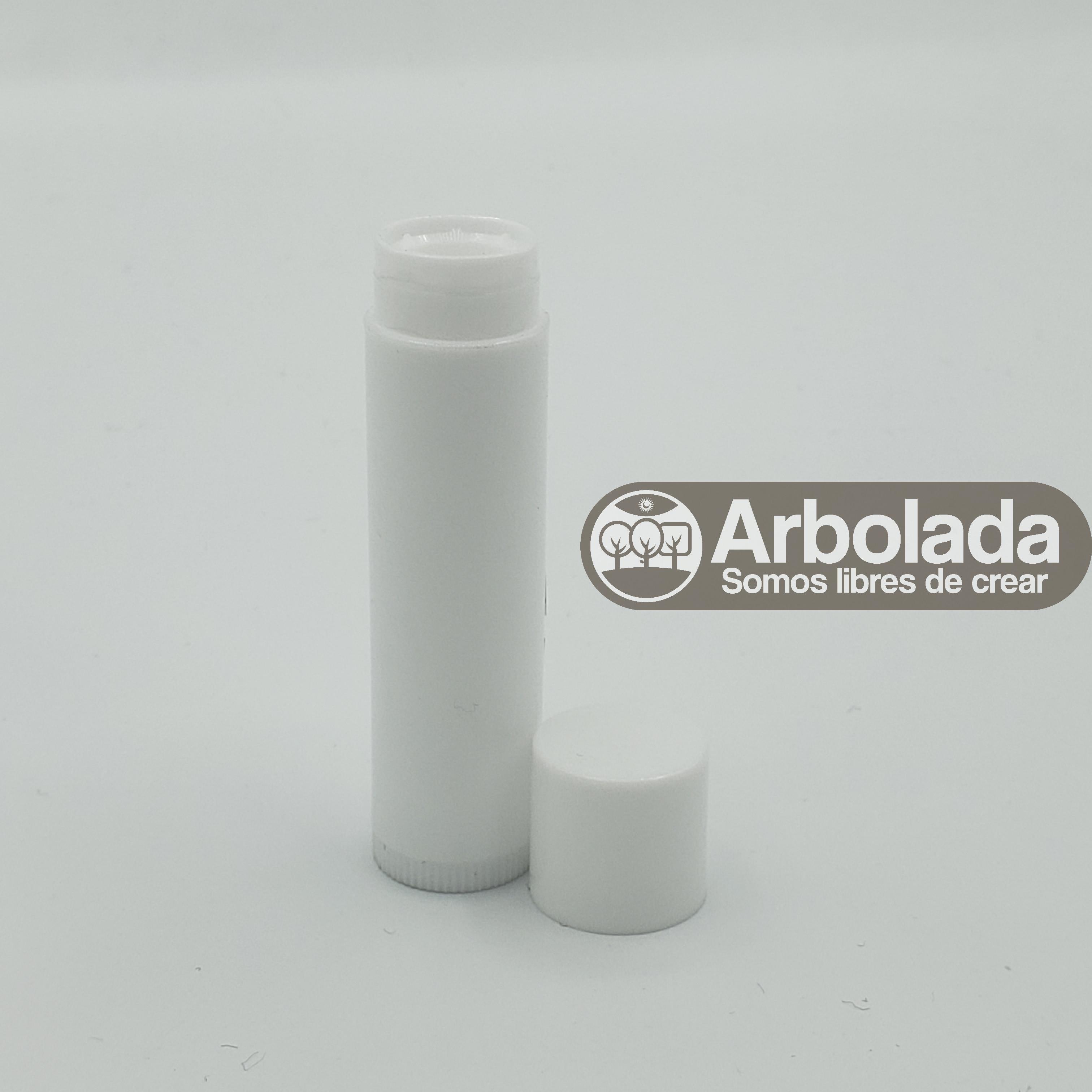 Envases Lipstick BLANCO 5ml