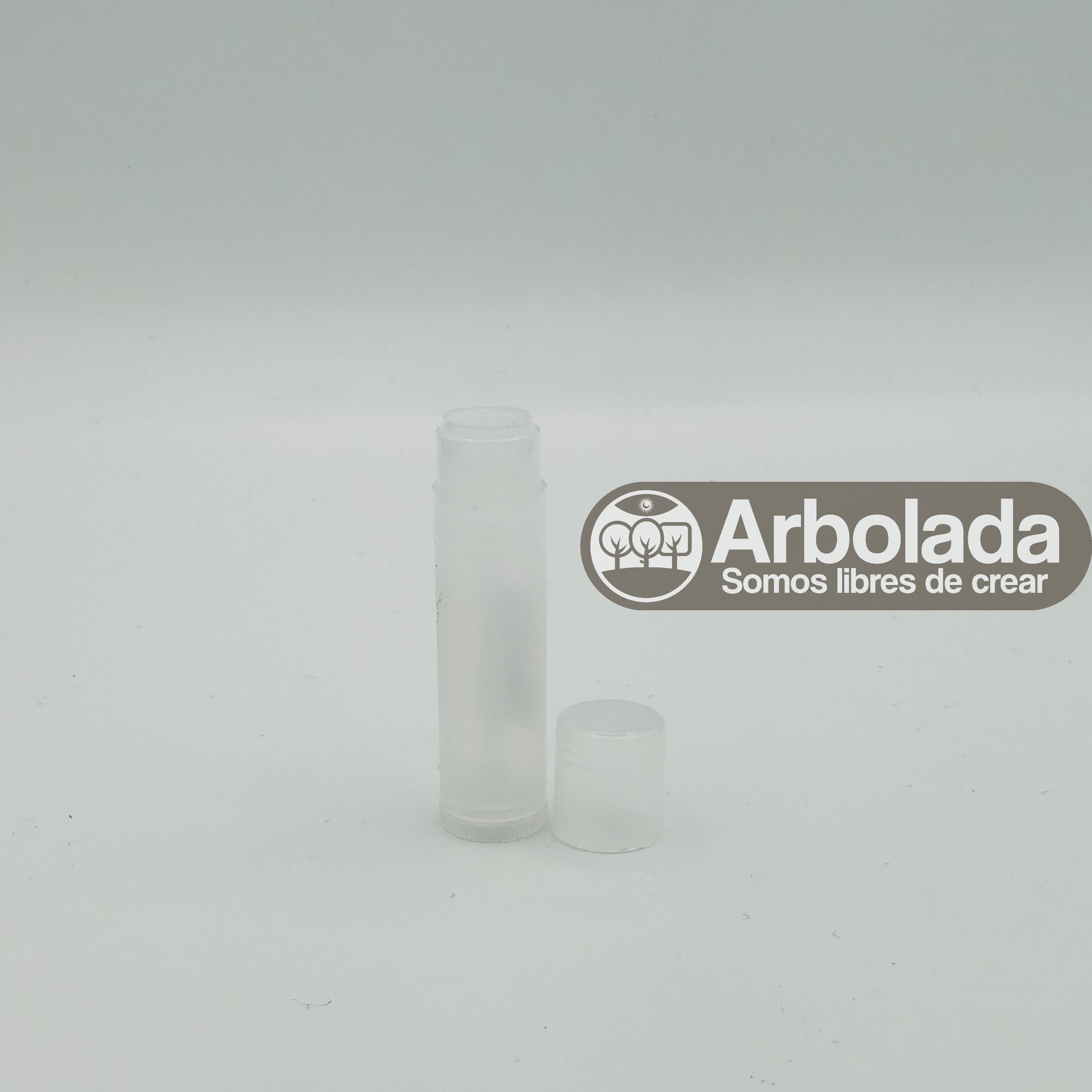 Envases Lipstick TRANSPARENTE 5ml