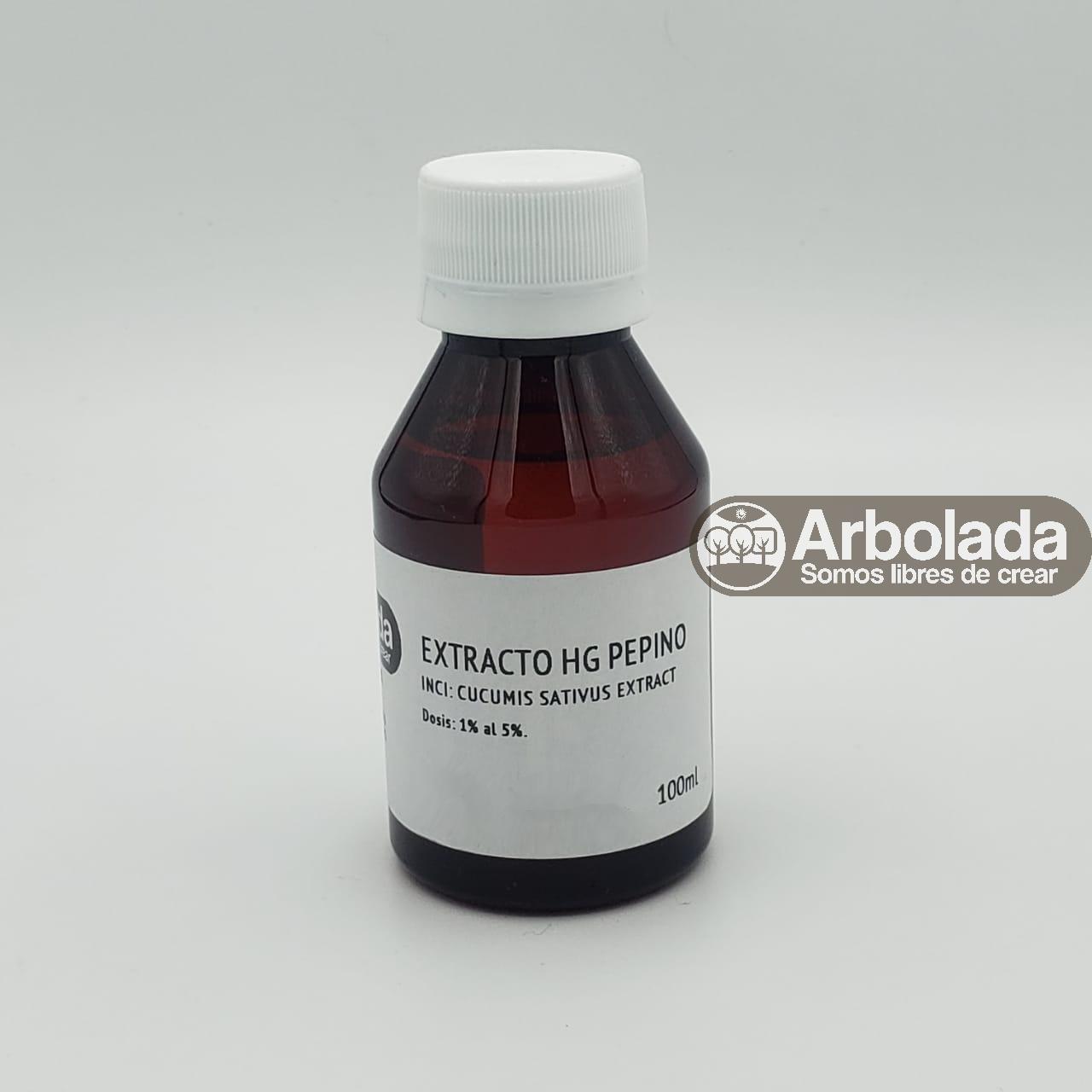 Extracto HG de Pepino 100ml