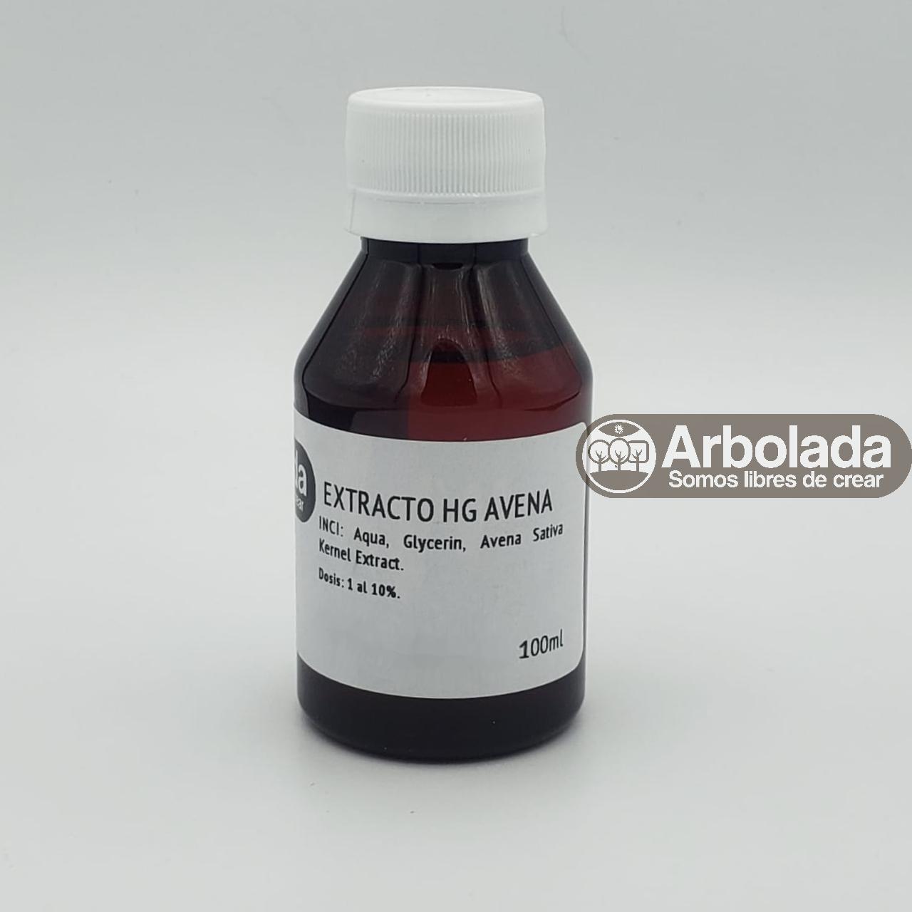 Extracto HG de Avena 100ml