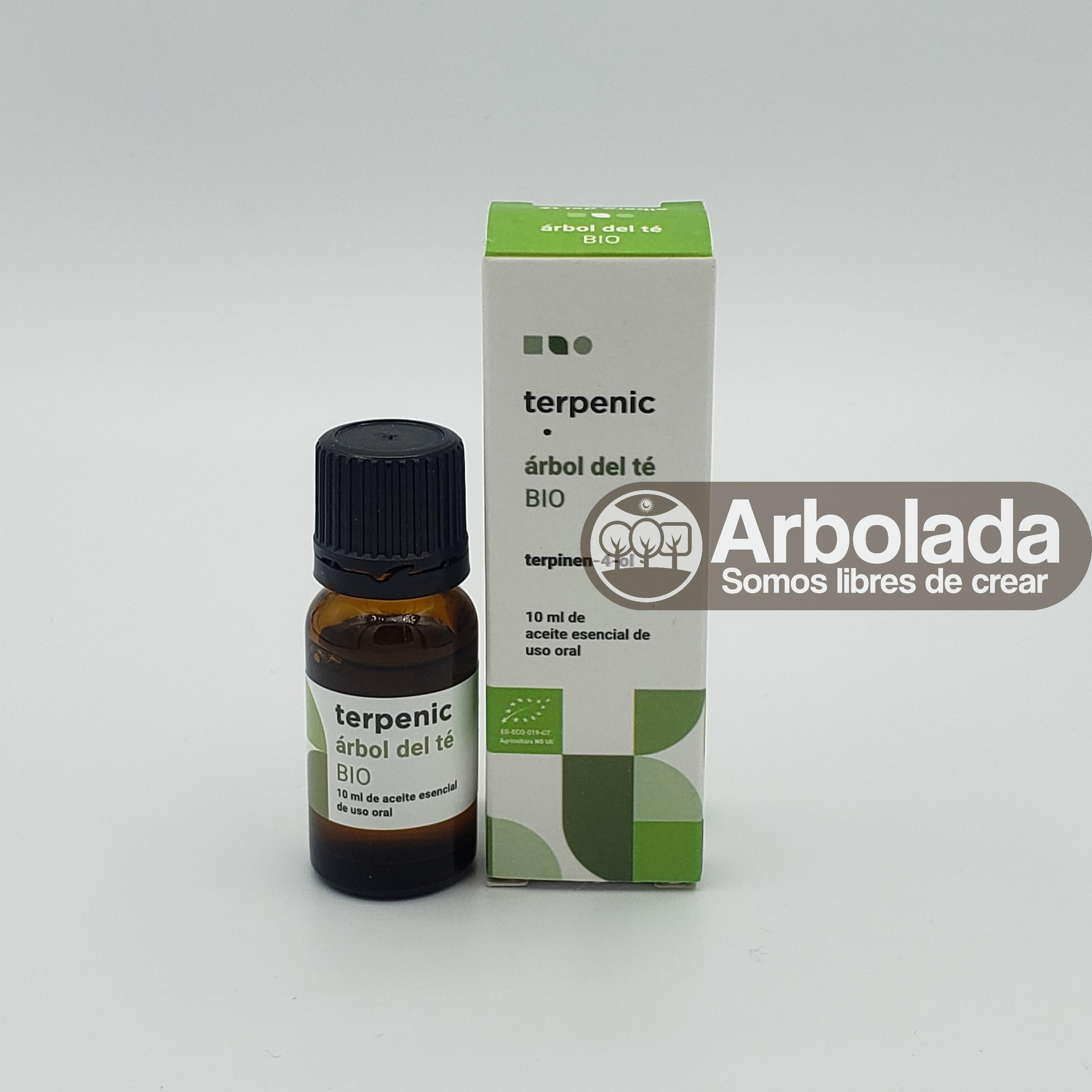 Árbol de Té BIO Terpenic 10 ml