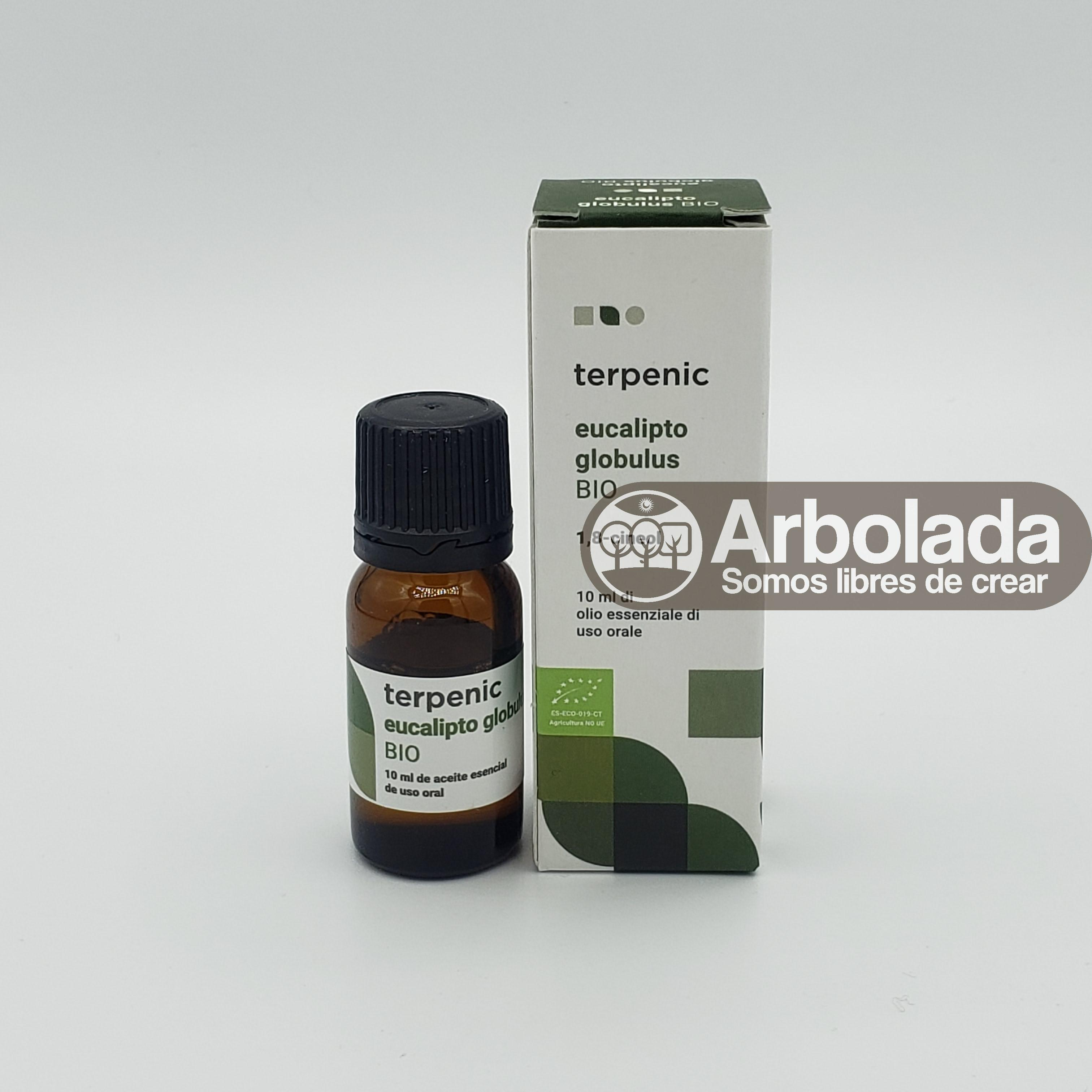 Eucaliptus Globulus BIO Terpenic 10ml