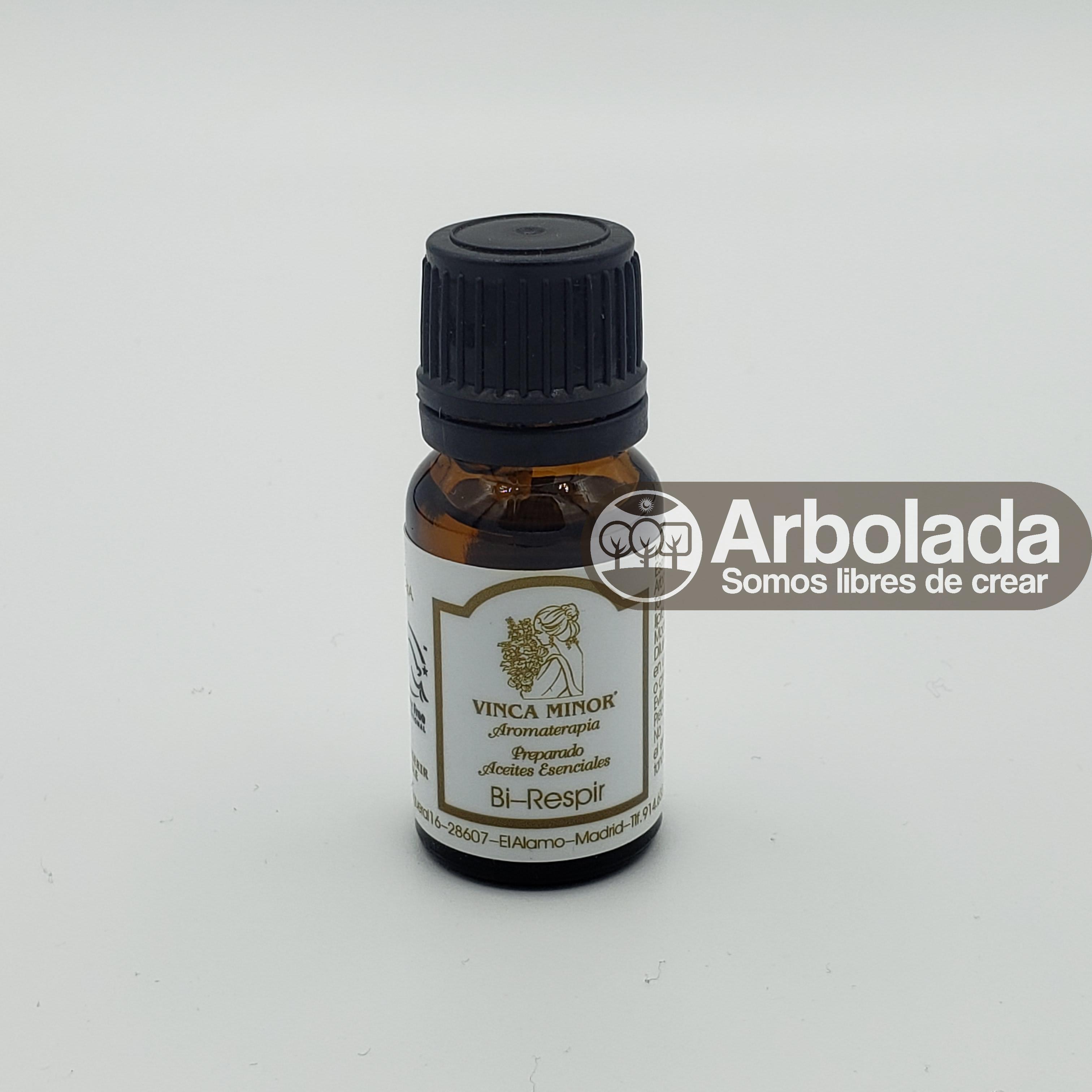 Sinergia Bi-Respir Vinca Minor 10ml