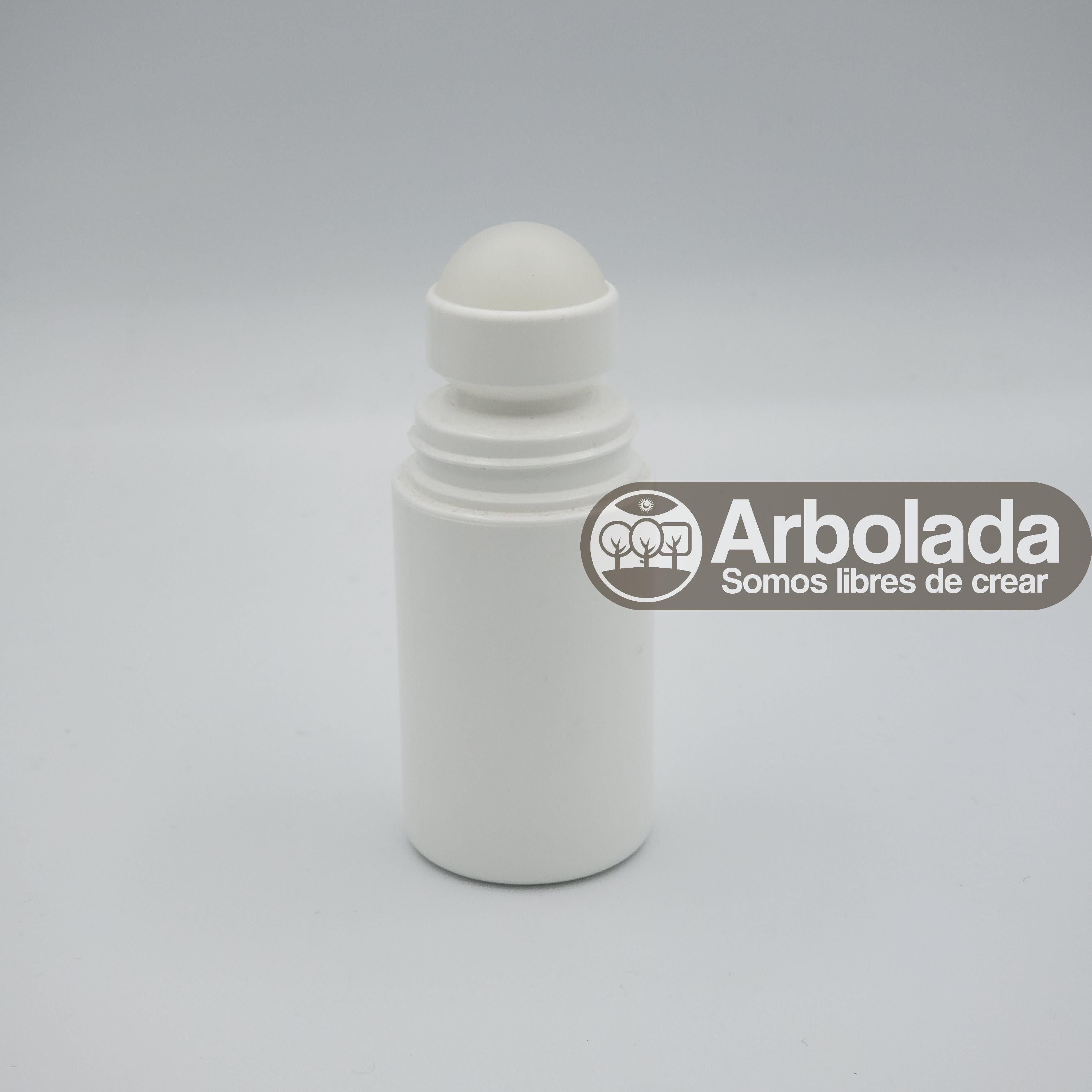 Envase de desodorante recto