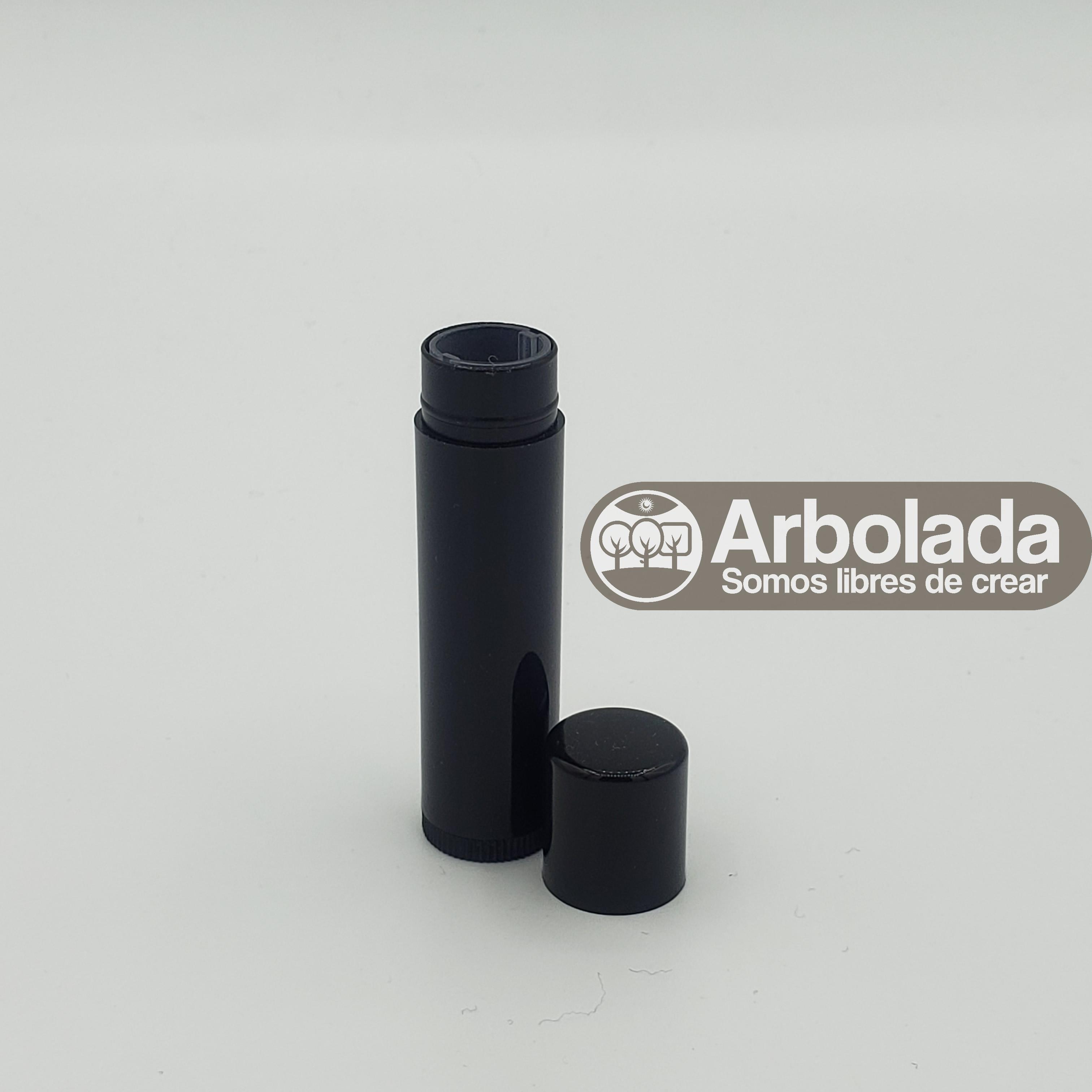 Envases Lipstick NEGRO  5ml