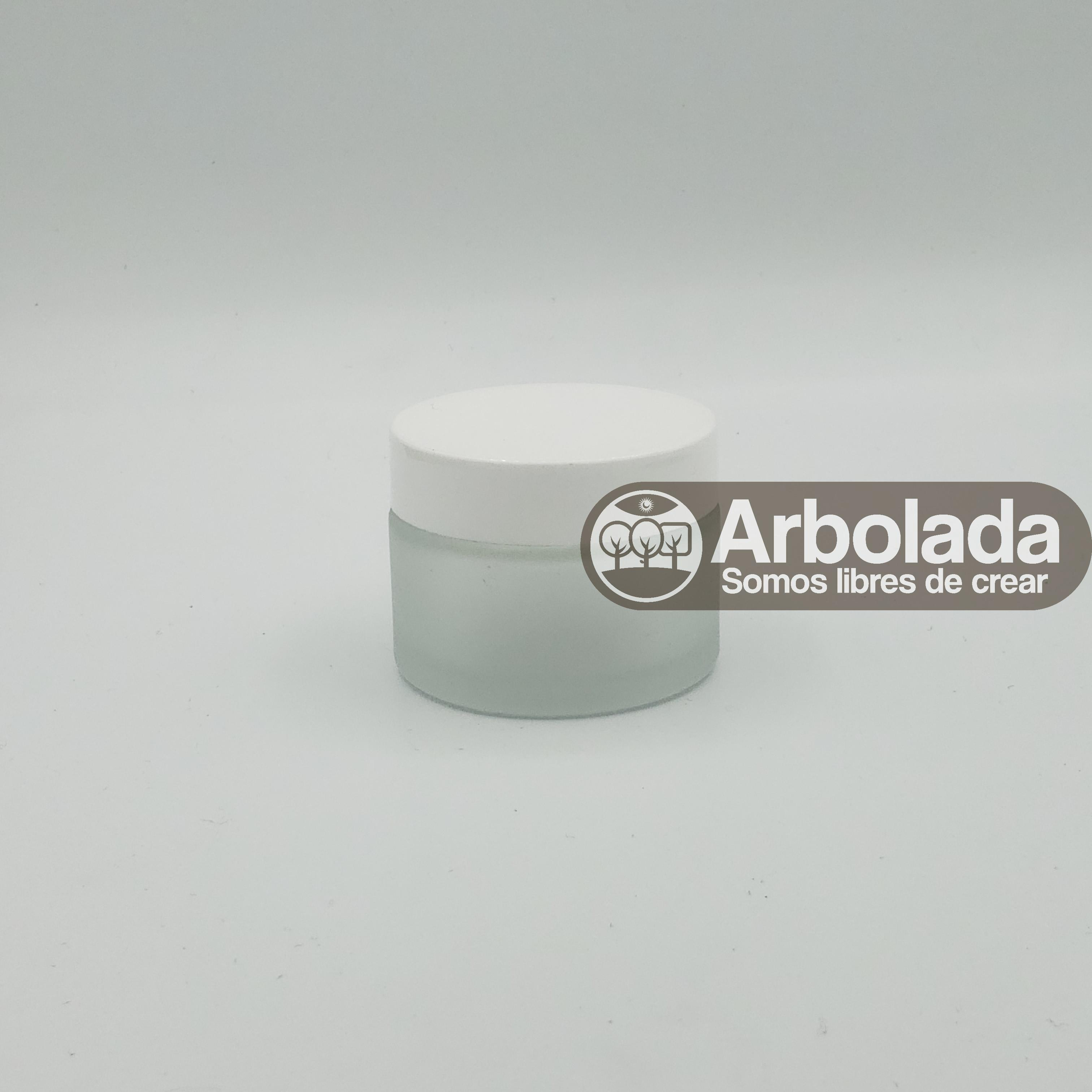 Envase Vidrio 60ml Empavonado