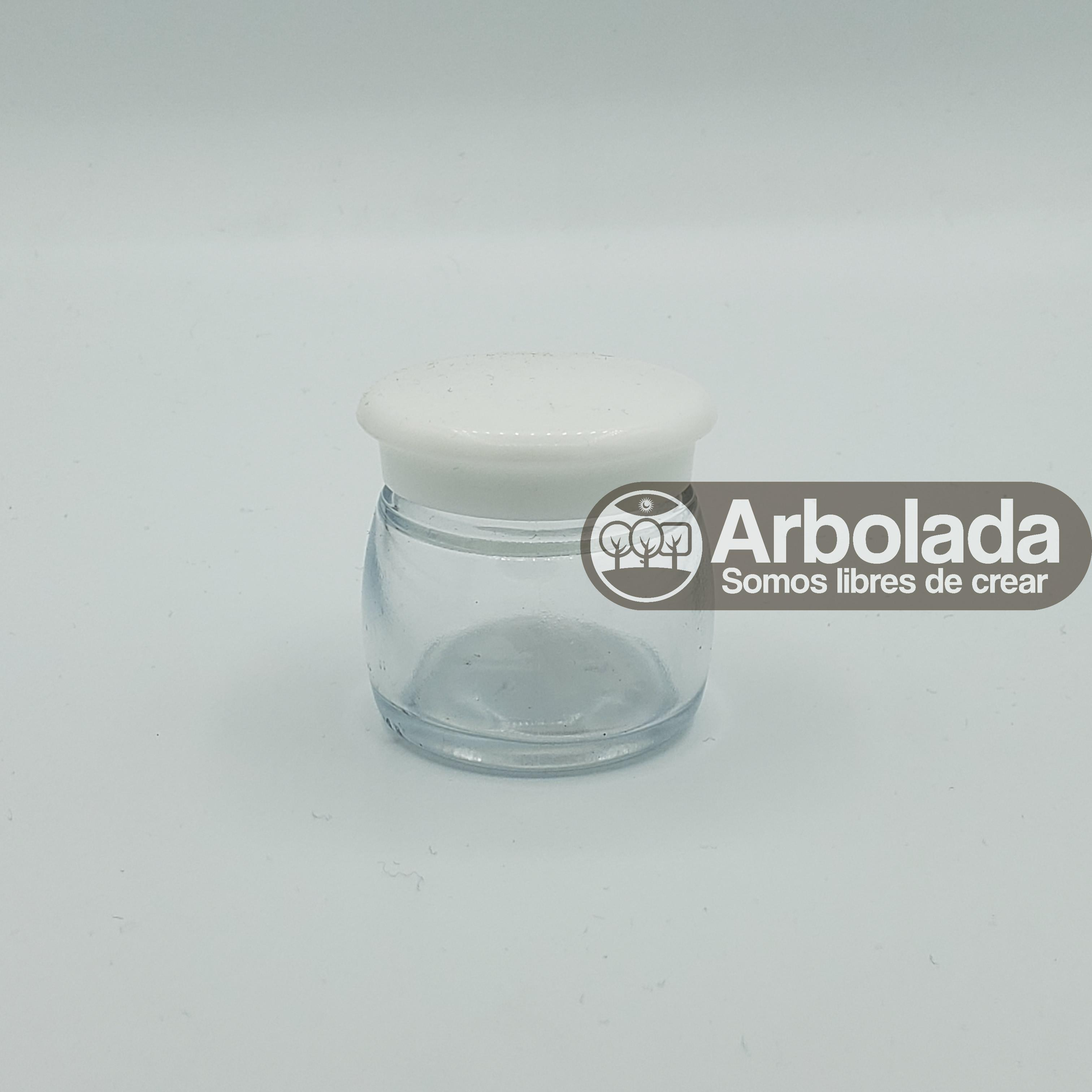 Envase Vidrio Irregular 30ml