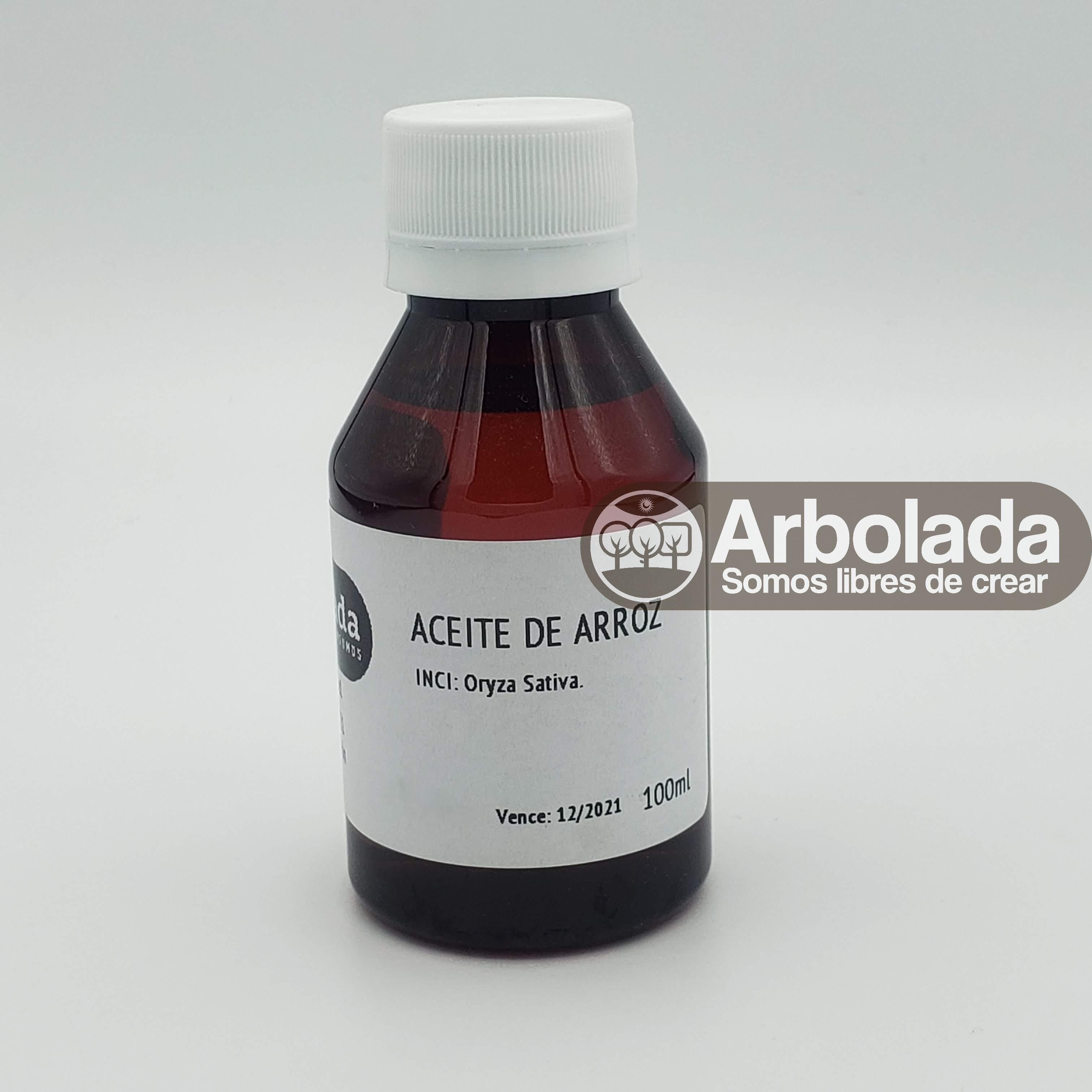 Aceite de Arroz 100 ml
