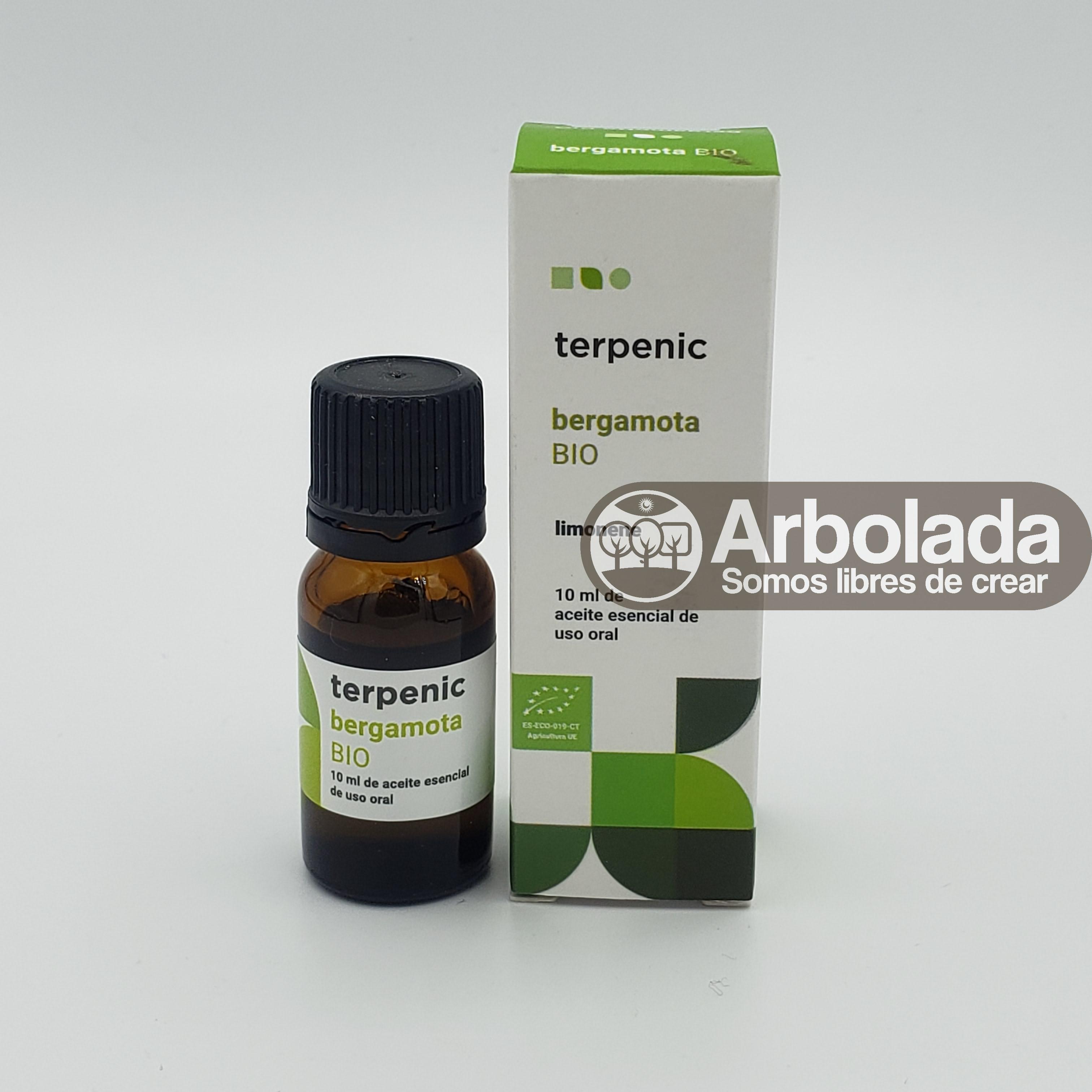 Bergamota Bio Terpenic 10ml