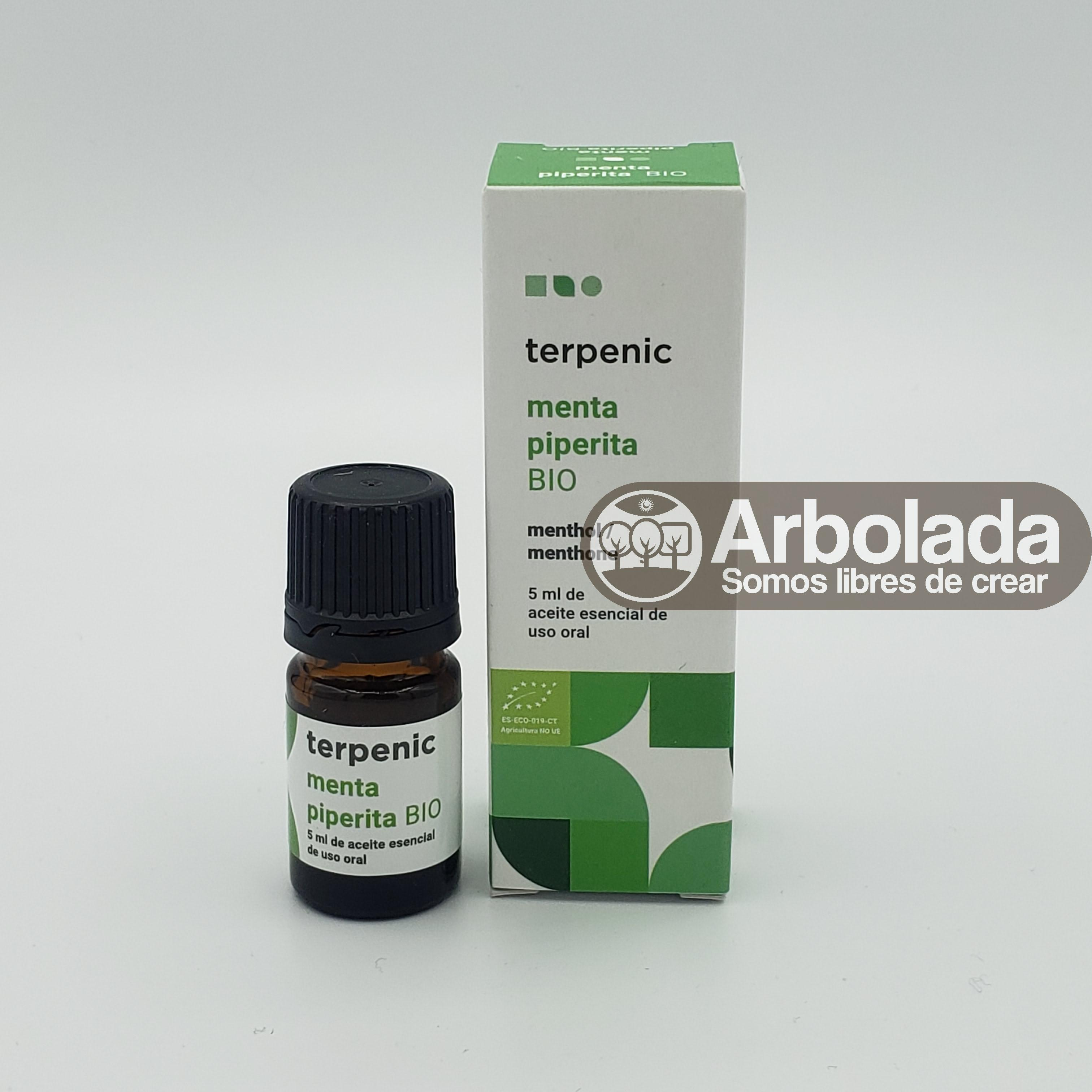 Menta Piperita Bio Terpenic 5ml