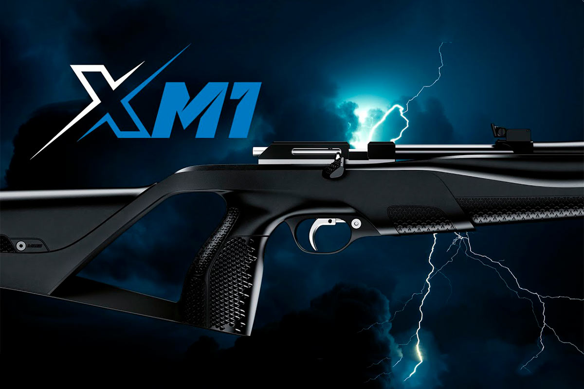 Rifle PCP Stoeger XM1 S4 cal 5,5 + Bombin + mira 3-9x40AOE + bipode + Postones