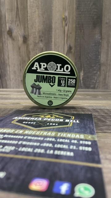 Poston apolo jumbo Cal 5,5 22 grains