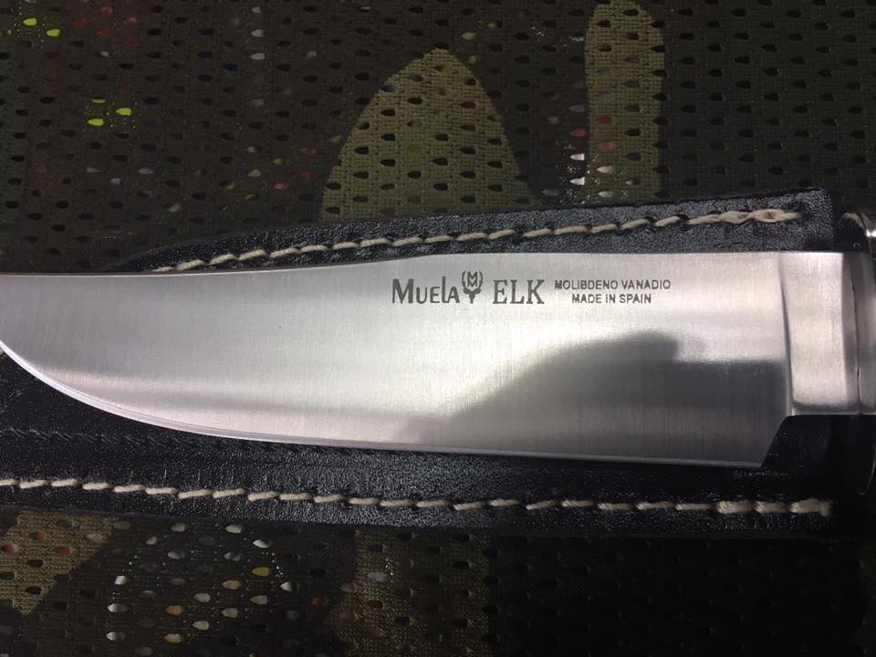 Cuchillo Muela ELK