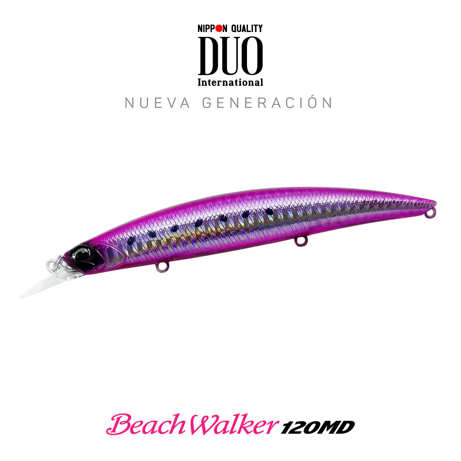 Señuelo DUO beach walker 120MD Candy lover special