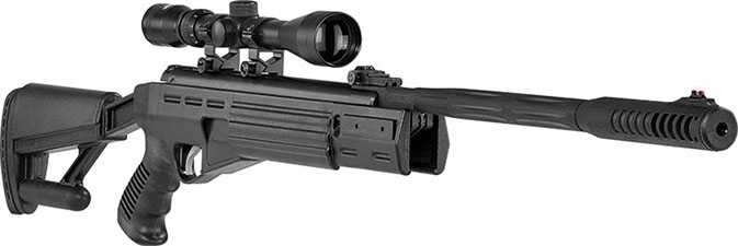 Rifle Hatsan AirTact cal. 5.5