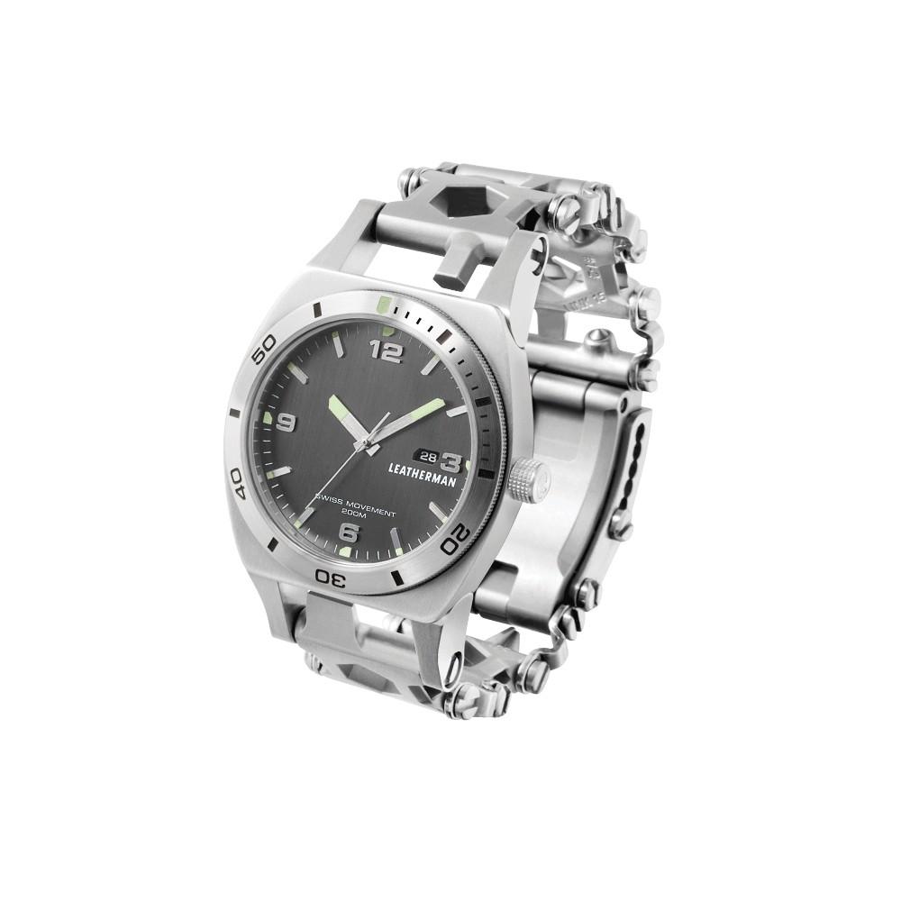 Reloj leatherman Tread Tempo inox