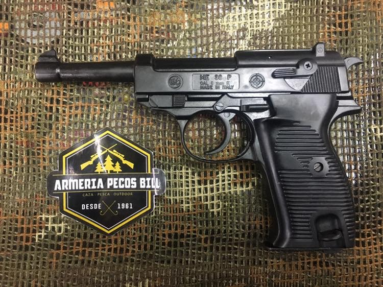 Pistola fogueo Bruni mod. ME 38 cal. 8 mm