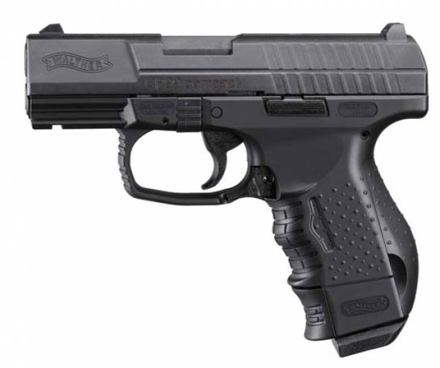 Pistola Walther CP99 compact blowback Cal 4,5 bbs Co2