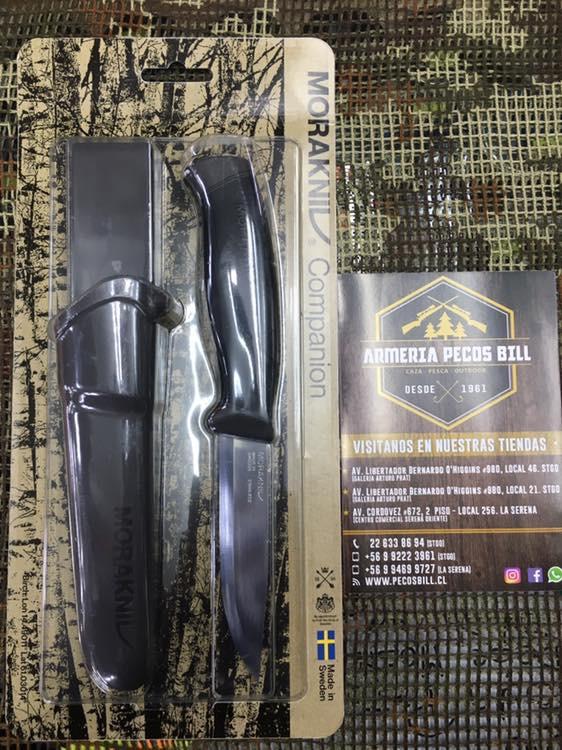 Cuchillo morakniv companion