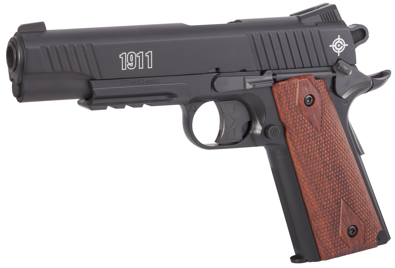 Pistola crosman co2 mod. 1911C