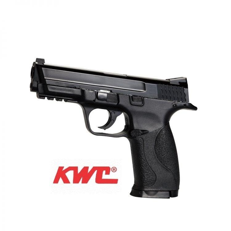 Pistola KWC co2 mod. Mp40 ABS cal. 4,5 bbs