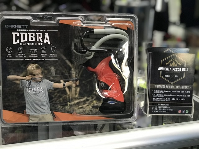 Honda barnett mod. Cobra