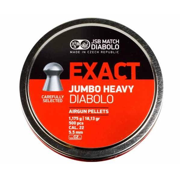 Poston JSB Exact Jumbo Heavy Cal. 5.5 - 18.13gr 500 unid