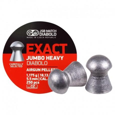 Poston JSB Exact Jumbo Heavy Cal. 5.5 - 18.13gr 250 unid