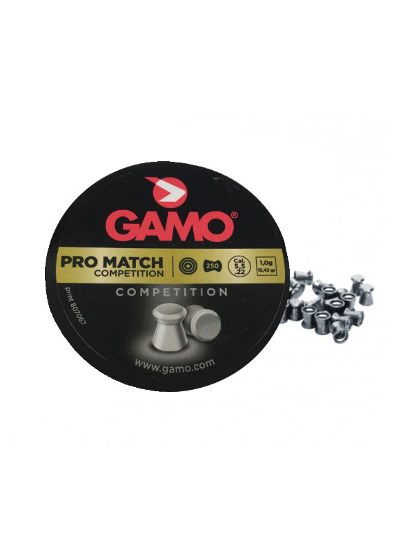 Poston Gamo Pro Match Cal. 5,5 mm