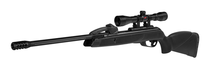Rifle Gamo 10X QUICKER IGT 5,5M +Visor 4x32WRH
