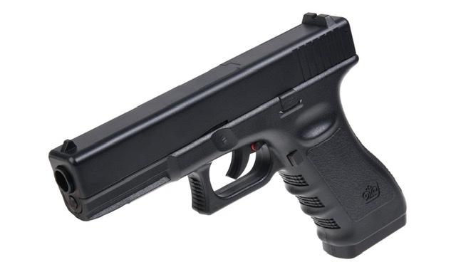 Pistola stinger 17 cal 4,5 bbs co2