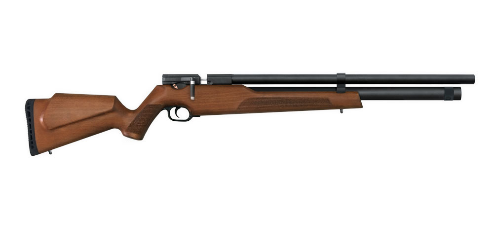 Rifle PCP Nova Vista mod. Alpha madera cal. 5.5