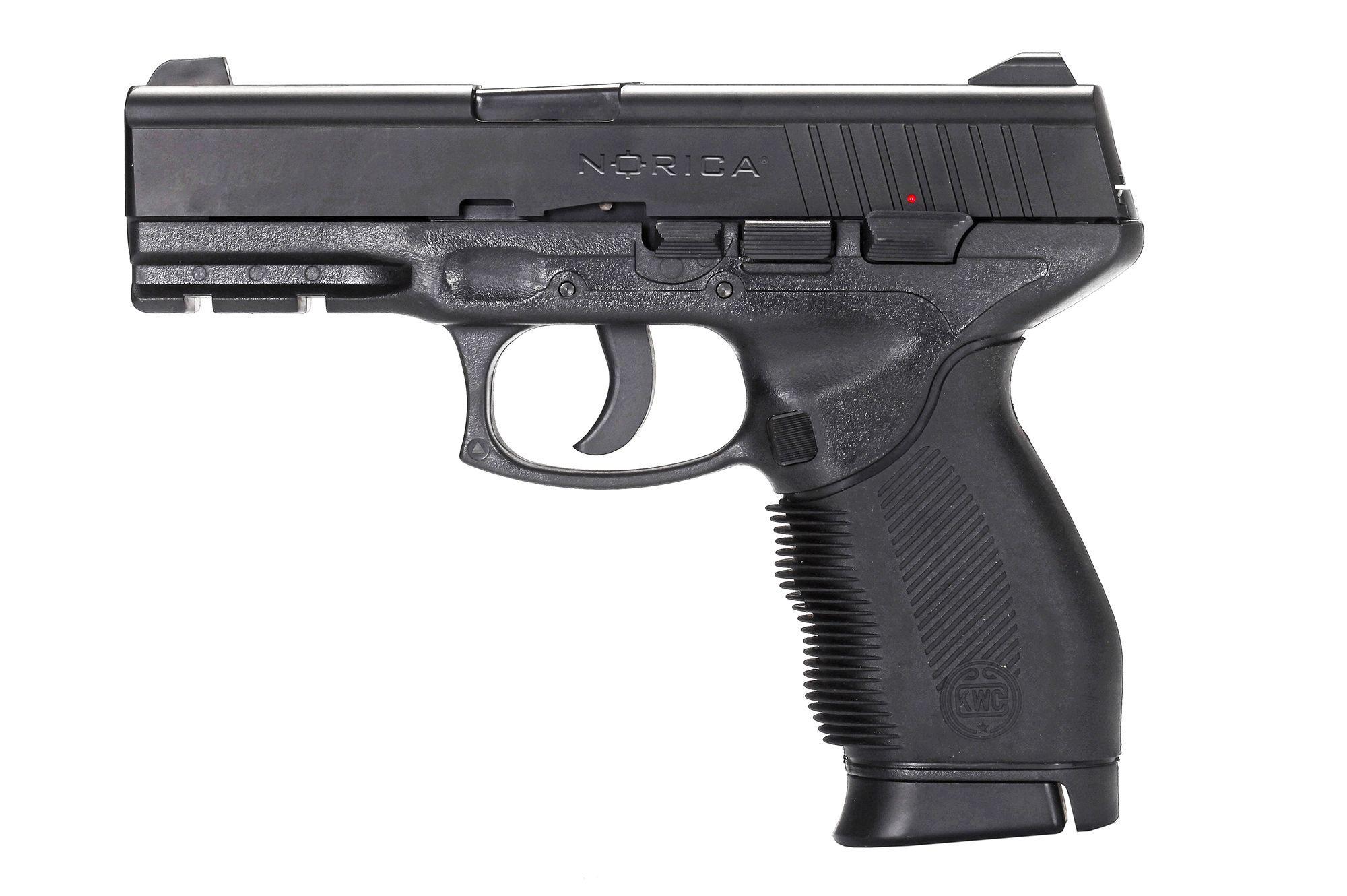 Pistola Norica N. A. C. 1701 (24/7) cal. 4.5 bbs Co2