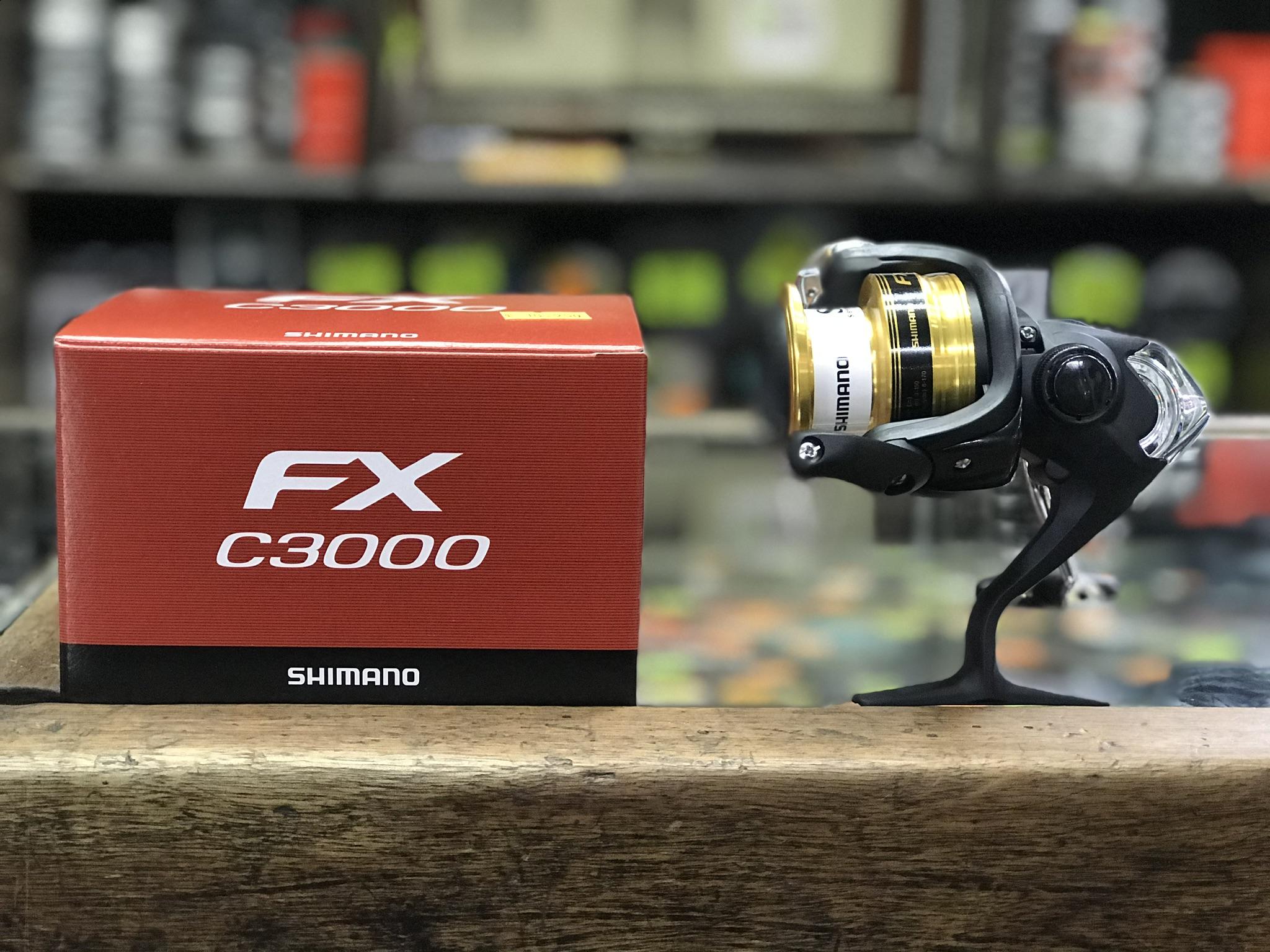 Carrete shimano Fx3000FC New