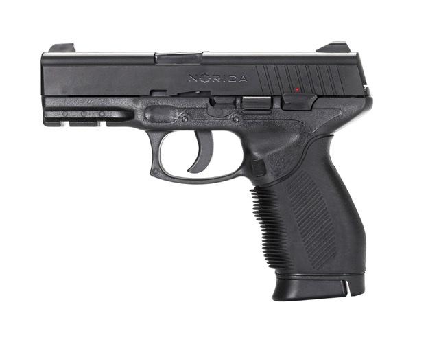 Pistola Norica 1701 Co2 cal 4,5 bbs Oferta kit
