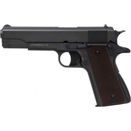 Pistola Kwc 1911 postones cal 4,5 co2