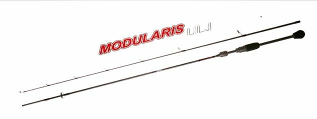 Caña alcedo modularís 2,70 mts, 50gr