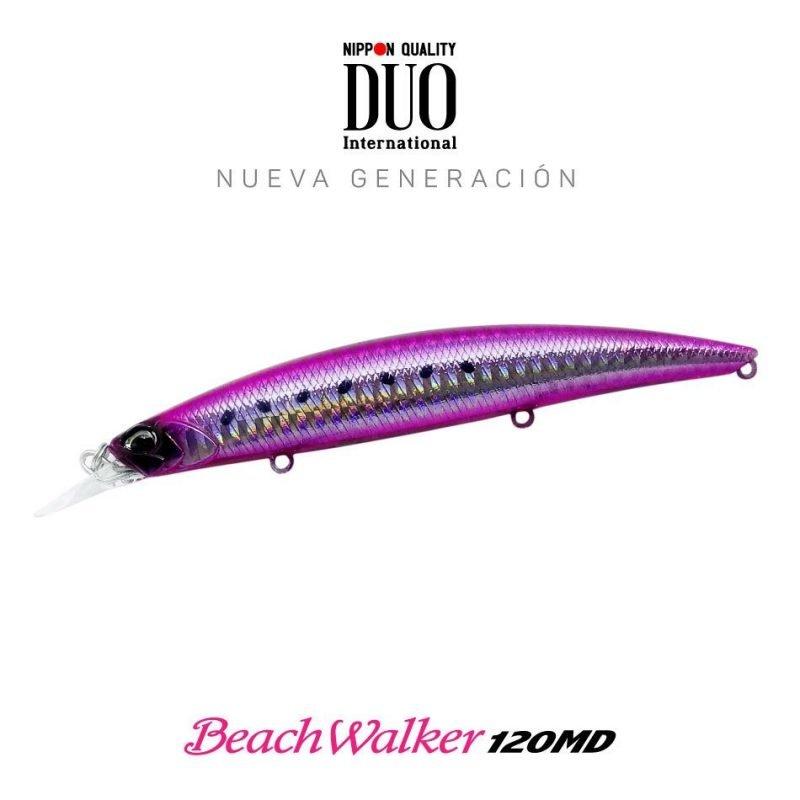 Señuelo DUO BeachWalker 120MD Candy Lover Special 20g