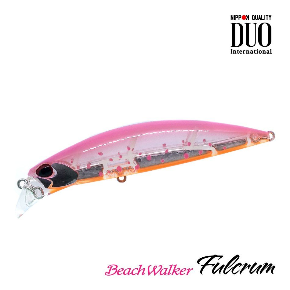 Señuelo DUO DUO BeachWalker Fulcrum PINK GHOST OB – CSH 0298