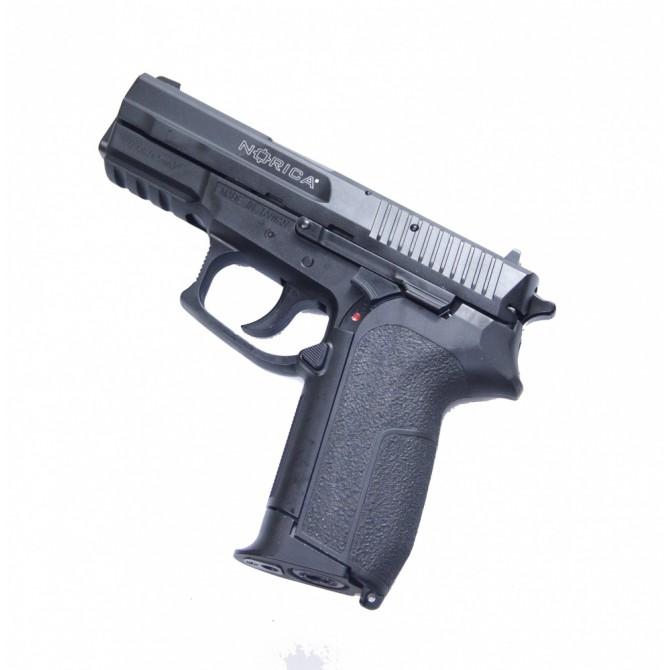 Pistola Norica mod. 1702 cal 4,5 bbs  co2