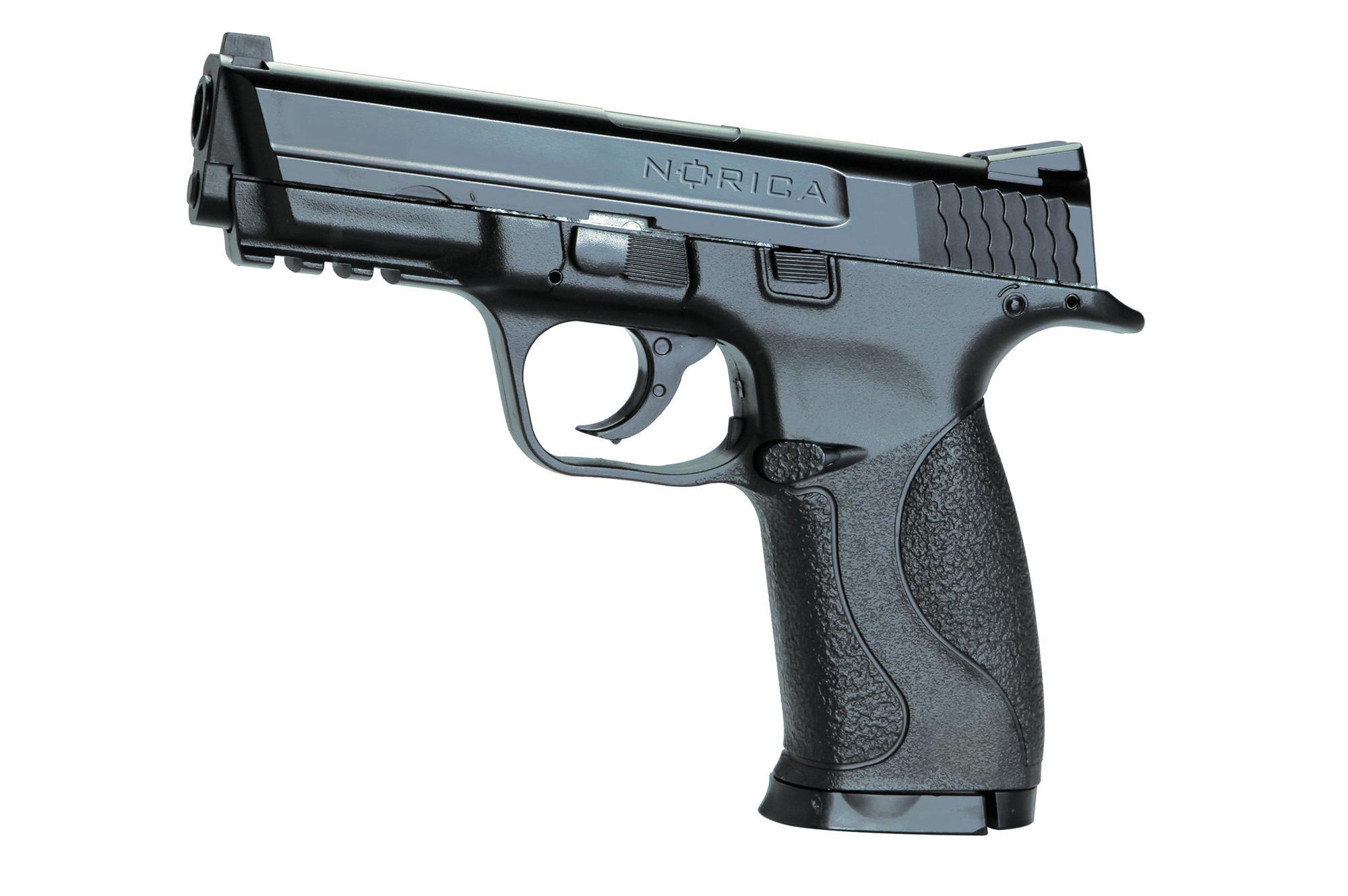 Pistola Norica 1703 cal 4,5 bbs co2